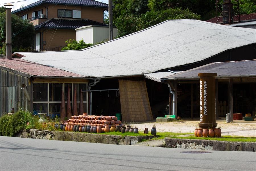 田中窯業 末田焼蛸壺